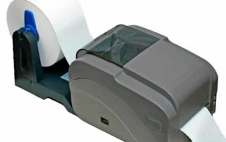 принтера для печати риббоном