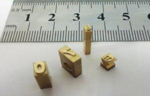 символы для датерных принтеров