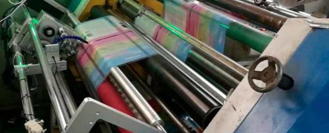 Оборудование для печати риббоном